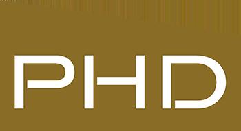 PHD Hospitality  brand logo